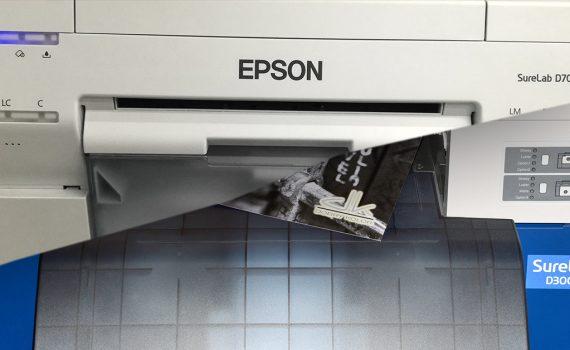 Epson SureLab D700, Epson SureLab D3000