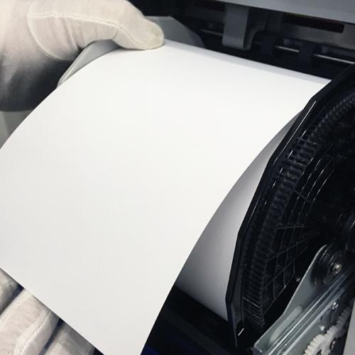Wygląd powierzchni papieru